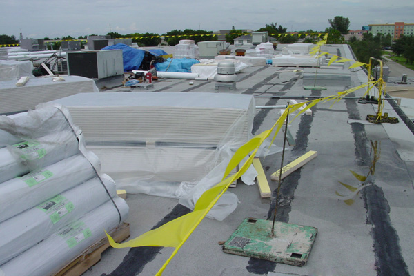 LCM Engineering, PLLC, Re-Roofing.